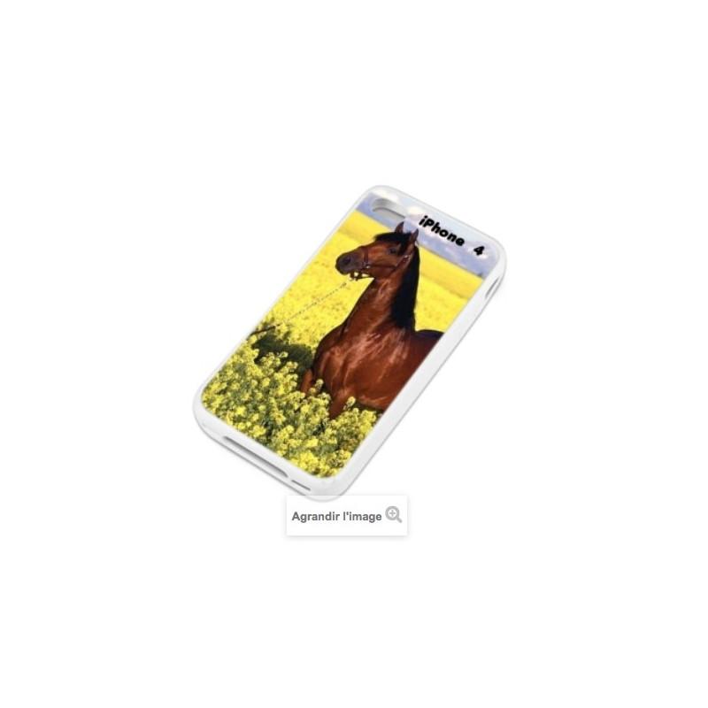 Coque rigide à personnaliser pour Iphone 4