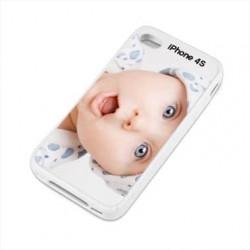 Coque rigide à personnaliser pour Iphone 4S