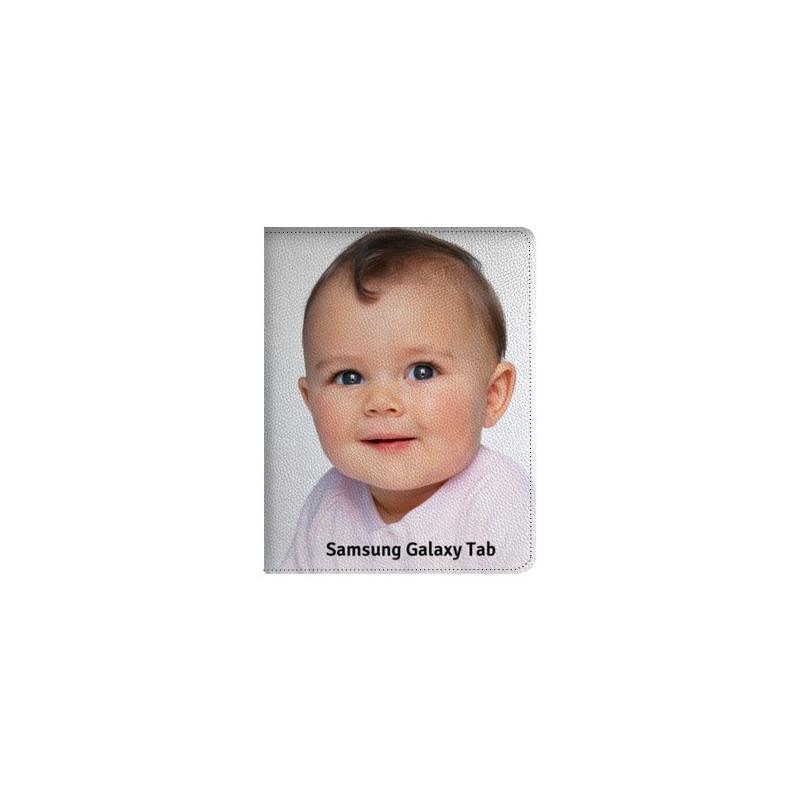 Etui Cuir 360 à personnaliser Samsung Galaxy Tab 3 ( 10.1 )