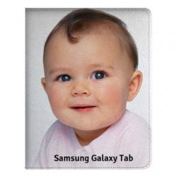 Etui Cuir 360 à personnaliser Samsung Galaxy Tab 3 Lite