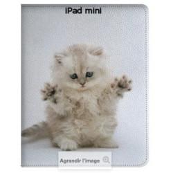 Etui Cuir 360 à personnaliser Ipad mini 3