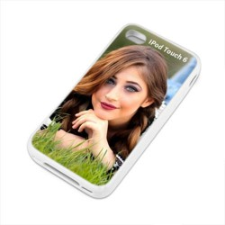 Coque personnalisee TRANSPARENTE Ipod Touch 6