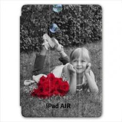 Protection smart cover personnalisée pour iPad Air
