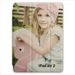 Protection smart cover personnalisée pour iPad Air 2