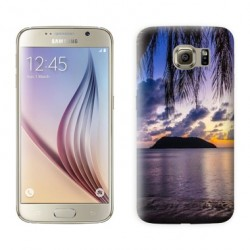 Coques souples PERSONNALISEES Gel silicone pour Samsung Galaxy S6
