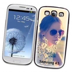 Coques souples PERSONNALISEES Gel silicone pour Samsung Galaxy A5