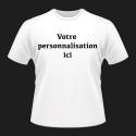 T-shirts personnalisés FACE Enfants taille 8 ans