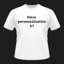 T-shirts personnalisés FACE Femme taille L