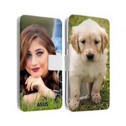 Etui cuir RECTO VERSO pour Asus Zenfone 2 Selfie