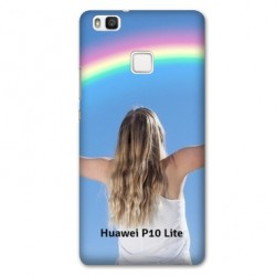 Coques souples PERSONNALISEES Gel silicone pour Huawei P10 Lite