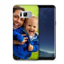 Coques souples PERSONNALISEES Gel silicone pour Samsung Galaxy S8 PLUS
