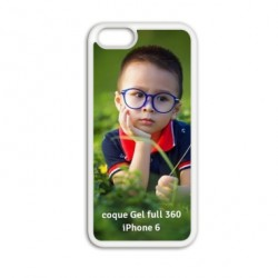 Coque à personnaliser GEL FULL 360 pour Iphone 6