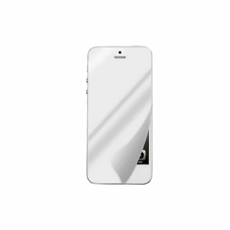 Films de protection miroir pour iphone 5 5s et 5c for Application miroir pour iphone