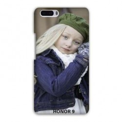 Coques souples PERSONNALISEES Gel silicone Huawei Honor 9