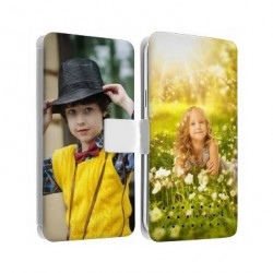 Etui cuir RECTO VERSO pour Xiaomi Redmi Note 5