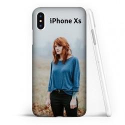 Coque à personnaliser souple en silicone pour iPhone Xs