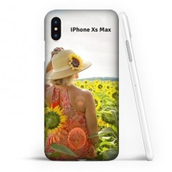 Coque à personnaliser Full 360 souple en silicone iPhone Xs Max