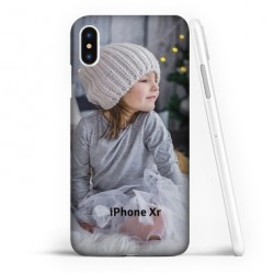 Coque à personnaliser Full 360 souple en silicone iPhone Xr