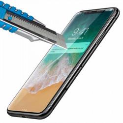 Protection en verre trempé pour iPhone Xs