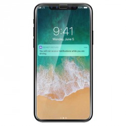 Protection en verre trempé pour iPhone Xs MAX