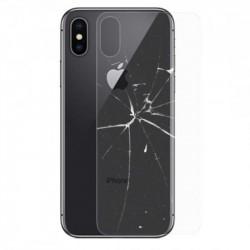 Protection en verre DOS pour iPhone Xs