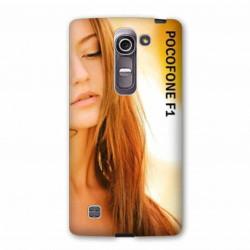 Coques souples PERSONNALISEES Gel silicone pour Xiaomi Pocophone F1