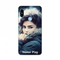 Coque à personnaliser Full 360 souple en silicone Huawei Honor Play