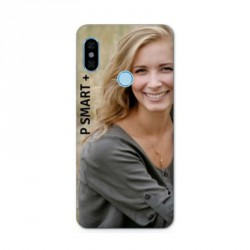 Coque à personnaliser Full 360 souple en silicone Huawei P Smart Plus
