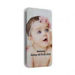 Etui à personnaliser pour Samsung Galaxy A8 PLUS 2018