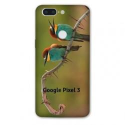 Coque à personnaliser souple en silicone Google Pixel 3