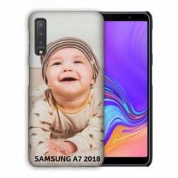 Coque en gel à personnaliser Samsung Galaxy A7 2018