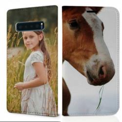 Etui RECTO VERSO pour Samsung Galaxy S10 e