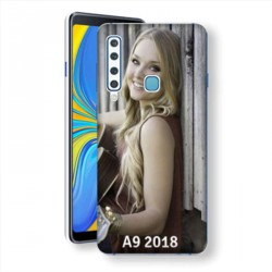 Coque en gel à personnaliser Samsung Galaxy A9 2018