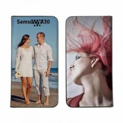 Etui RECTO VERSO pour Samsung Galaxy A30