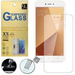 Protection en verre trempé XIAOMI REDMI NOTE 5A