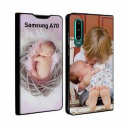 Etui RECTO VERSO pour Samsung Galaxy A70