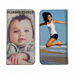 Etui RECTO VERSO pour Huawei Y7 2019/Y7 PRO 2019