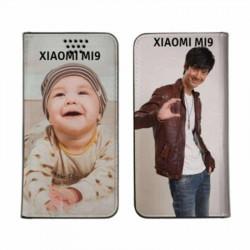 Etui RECTO VERSO pour Xiaomi Mi 9