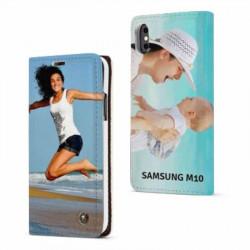 Etui RECTO VERSO pour Samsung Galaxy M10