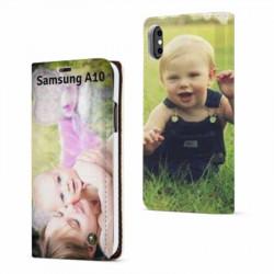 Etui RECTO VERSO pour Samsung Galaxy A10
