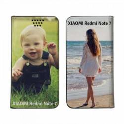 Etui RECTO VERSO pour Xiaomi Redmi Note 7