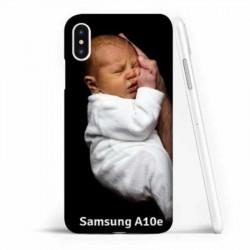 Coque souple en gel à personnaliser Samsung Galaxy A10e