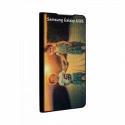 Etui RECTO VERSO pour Samsung Galaxy A30s