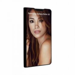 Etui rabattable à personnaliser pour Samsung Galaxy Note 10