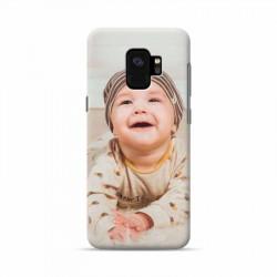 Coque à personnaliser Full 360 souple en silicone pour Samsung Galaxy S9