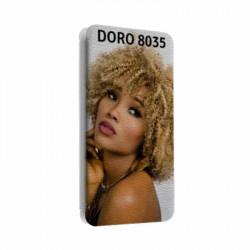 Etui à personnaliser pour Doro 8035