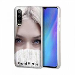 Coque souple en gel à personnaliser Xiaomi Mi 9SE