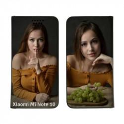 Etui à personnaliser RECTO VERSO pour Xiaomi Mi Note 10