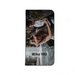 Etui à personnaliser pour Wiko Y80