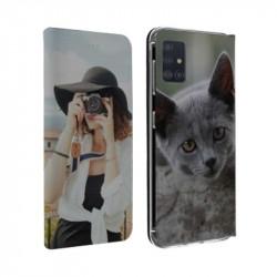 Etui RECTO VERSO pour Samsung Galaxy A71